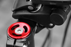 Bolt - Stylized (steviexie) Tags: selectivecolor selectivecoloring selectivesaturation bike bicycle