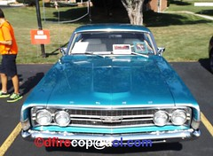 1968 Ford Torino Fastback 390 (dfirecop) Tags: dfirecop antique classic historic auto car truck vehicle countryandtown baptist church mechanicsburg pa pennsylvania 1968 ford torino fastback 390