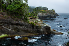 Cape Flattery (Brian Behling) Tags: washington pacific capeflattery bluewater northwesternmost