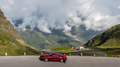A day on the Hochalpenstrasse (Jon Ames) Tags: hochalpenstrasse grossglockner mustang