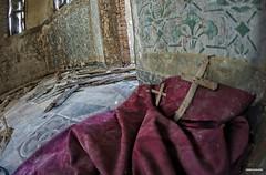 q1 (urbex66400) Tags: abandoned church kosciol urbex verlassen opuszczone opuszczony sony a550 indoor urban exploration