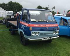 Toyota Hi Ace Flat Bed 1975 (dougie.d) Tags: biggar blackwoodmurray albion rally carshow lanarkshire scotland classics classiccar classiccarshow