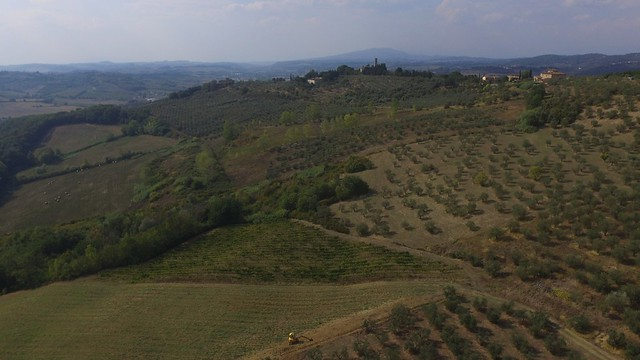 aerialphotosfotoaereedjiphantom3standarddronetuscanytoscanaitalyitalia
