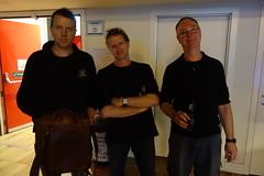 Jeff, Archie and Cam (Three Triple R) Tags: broadcastermeeting2016 radiothon2016 ajewelinthejunkheap rrr rrr1027fm