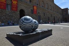 Park Eun Sun a Firenze (carlogalletti) Tags: park eun sun firenze italia piazzale michelangelo piazza pitti carlog geometrie