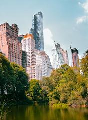Central Park (dananguyen) Tags: centralpark park nyc ny newyork newyorkcity bigapple downtown manhattan greens landscape cityscape skyscrapper skyscrappers canont3i canon vacation summer16 america travel