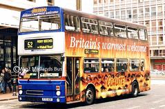 3072 (PB) F72 XOF (WMT2944) Tags: 3072 f72 xof mcw metrobus mk2a west midlands travel