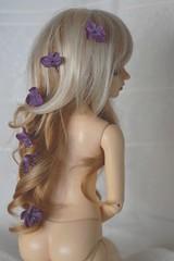 """Lilas"" (Narmolanya A.) Tags: body cheveux fleurs lilas minife seorin"
