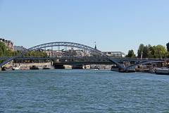 Pont de L'Alma, River Seine, Paris (Ronto) Tags: princesscruises caribbeanprincess paris france riverseine pontdelalma
