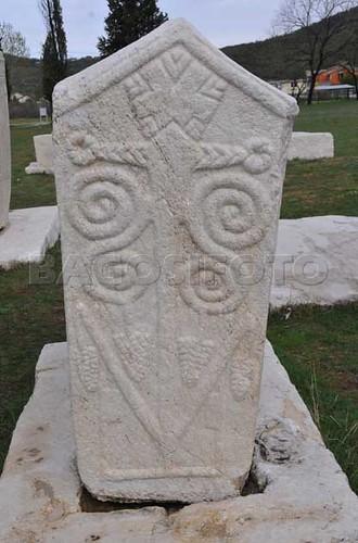 Radimlja  - nekropolisz20