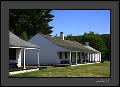 Fort Wilkens (the Gallopping Geezer 3.8 million + views....) Tags: fort fortwilkins mi michigan upperpeninsula historic old display park reenactor reenactment protect protection canon 5d3 tamron 28300 geezer 2016 military