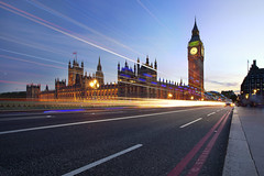 London 2012 (Stuart Stevenson) Tags: road longexposure bridge england london westminster night photography scotland housesofparliament bigben lighttrails bluehour footpath riverthames westminsterbridge london2012 clydevalley canon1740mm redlondonbus doubleredlines londonblacktaxi thanksforviewing canon5dmkii stuartstevenson blueflashinglights stuartstevenson inspireageneration