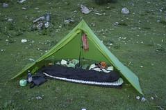 Open Doors (HendrikMorkel) Tags: hiking gear slovenia shelter triglavnationalpark locusgear ulsummit