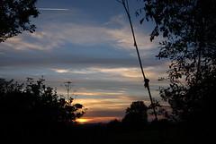 . (jul.riou86) Tags: sunset sky sunrise soleil ciel couche