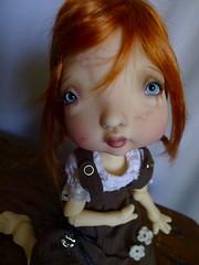Miss Humpty Dumpty (leahlilly) Tags: doll bjd kane humpty dumpty nefer