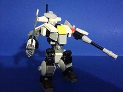 ST-09 Iguana (Falas RDM) Tags: lego frame mecha mech mfz mf0 mobileframezero mobileframezerorapidattack