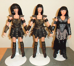 Xena Action Figures (trev2005) Tags: toy lucy doll princess action figure warrior biz xena lawless