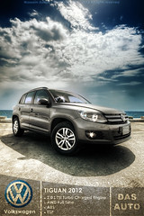 VW Tiguan 2012 (Falcon EyE) Tags: auto car vw volkswagen jeddah suv ksa tiguan waseemasmar