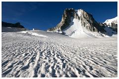 Tour Ronde (3.792m) (! HoliShoes _____________) Tags: mountain rock climbing neve alpinismo alpi montagna montblanc merdeglace aiguilledumidi alpinism ghiacciaio aiguille grancapucin glacierdugant