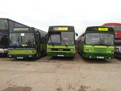N472TPR H28YBV WBW735X (Western Bonker) Tags: school bus buses energy authority east national preston routemaster dennis atomic bournemouth dart lynx leyland lancs h28ybv wbw735x n472tpr