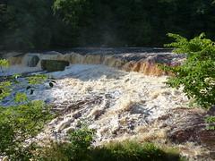 Aysgath Falls, Wensleydale, North Yorks