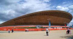 The Velodrome, London 2012 Olympic Games (hobbitbrain) Tags: london cycling stadium hoy gb pendleton olympic velodrome stratford 2012 ioc paralympic
