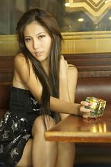 _DSC6938 (rickytanghkg) Tags: portrait woman sexy girl beautiful beauty lady female bar asian model pub pretty chinese young belle yumi ling