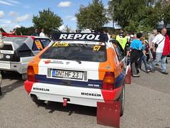 ADAC Rallye Deutschland 2012 400 Arena Panzerplatte - Historic Marathon