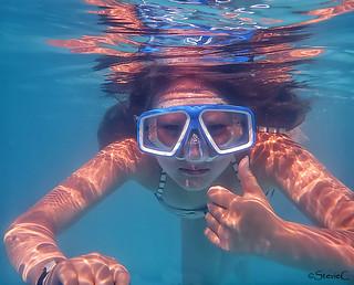 Underwater Daughter