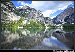 Lago di Braies - Braies Lake (Massimo Pelli Photo ) Tags: parco lake verde green cortina nature water colors del clouds canon lago eos san raw nuvole 5 space natureza valle fisheye val shuttle 7d 5d pace 24mm sentiero tre acqua colori ef trevignano dolomites belluno dolomiti braies massimo bolzano specchio bosco rifugio candido markii tiga iphone 6d cime bracciano 1635 cadore auronzo sesto brunico naturale dampezzo becco dobbiaco locatelli pusteria croda lavaredo fiscalina bolzan iphone5 rienza mygearandme mygearandmepremium mygearandmebronze mygearandmesilver mygearandmegold mygearandmeplatinum mygearandmediamond bewiahn pellicciardi