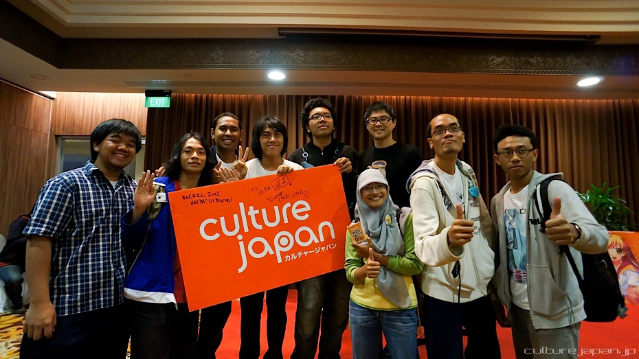 Culture Japan Night Jakarta