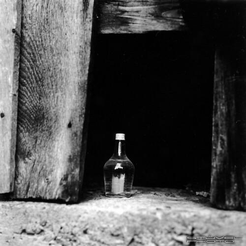 Mysterious bottle