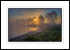 Awakening (Maclobster) Tags: morning sunrise river maple meadows columbia ridge british alouette pitt polder keithgrajala