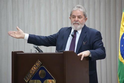 Luiz Ignacio Lula da Silva, Ex preisdente de Brasil