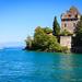 """Château d'Yvoire depuis l'embarcadère sur le lac Léman - Haute Savoie • <a style=""""font-size:0.8em;"""" href=""""http://www.flickr.com/photos/53131727@N04/7986564031/"""" target=""""_blank"""">View on Flickr</a>"""