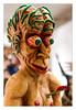 Ravagé par Cupidon (Gabi Monnier) Tags: france eye art statue canon 50mm eyes flickr expo jour moderne oeil yeux provence été artcontemporain couleur intérieur aubagne flèche cupidon artsingulier canoneos600d gabimonnier