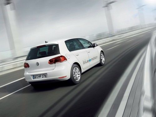 Volkswagen is feeling that sweet e-motion