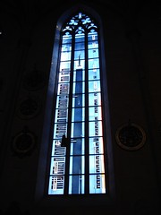 DSC08685 (Seabagg) Tags: window germany cathedral stainedglass ulm ulmcathedral ulmmunster