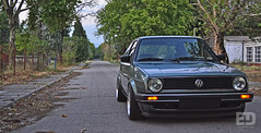"VW Golf mk2 by Arch • <a style=""font-size:0.8em;"" href=""http://www.flickr.com/photos/54523206@N03/8005779037/"" target=""_blank"">View on Flickr</a>"