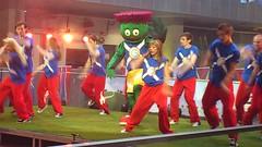 Steps (iainthekid) Tags: sport lights clyde dancers glasgow games flags mascot event bbc launch commonwealth samnixon 2014 dancinggirls bbcscotland glasgow2014 rebeccaadlington michaeljamieson mascotlaunch commonwealthgamesglasgow2014 commonwealthglasgow clydethethistle