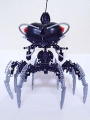 Black Harvest 08 (Ballom Nom Nom) Tags: robot lego echoes bionicle