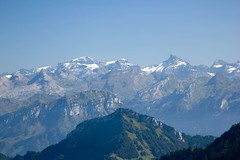 Classic Swiss Alps 1 (reiver iron) Tags: snow mountains alps berg schweiz switzerland suisse dramatic luzern alpine rugged rigi kulm