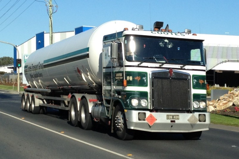 Tri Axle Cabover : The world s newest photos of k and truck flickr hive mind