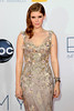 Kate Mara 64th Annual Primetime Emmy Awards, held at Nokia Theatre L.A. Live - Arrivals Los Angeles, California