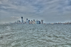 Manhattan (HDR) (reflexbeginner) Tags: sanfrancisco nyc bw usa newyork nature america landscape nationalpark nikon honeymoon unitedstates nikkor viaggiodinozze statiuniti d90 wonderfulview