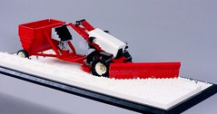 belos_22 (pehter aka ibbe) Tags: tractor lego gravely mocs lawnmover belos