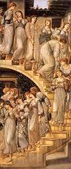 Edward Burne-Jones 'The golden stairs' 1880 (ArtTrinArt!!) Tags: sir edward burnejones 18331898