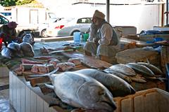 Fish market in Muttrah Souk in Muscat Oman (CamelKW) Tags: omanfeb2016 fishmarket muttrah souk muscat oman