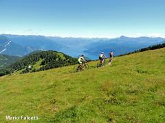 Italy: Como Lake, from Monte San Primo (mariofalcetti) Tags: italy italia lombardia lago lake water acqua prato meadow landscape paesaggio montagna mountain lagocomo comolake