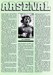 Norwich City vs Arsenal - 1981 - Page 15 (The Sky Strikers) Tags: norwich city arsenal football league division one carrow road official match day magazine 30p